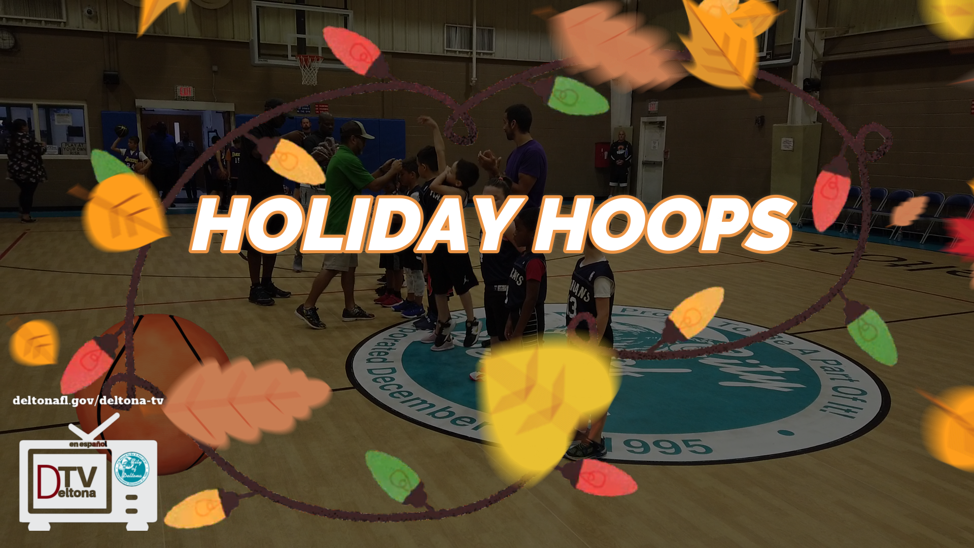 Holiday Hoops